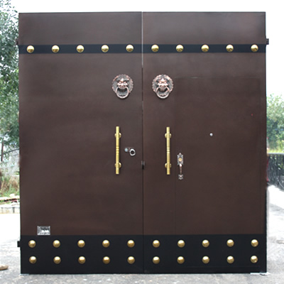 JL仿铜门(紫铜)