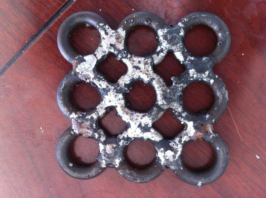 圆圈焊接筛网