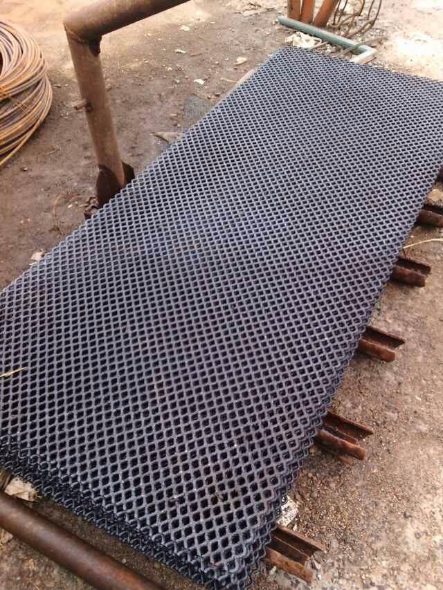矿筛筛网-焊接筛网