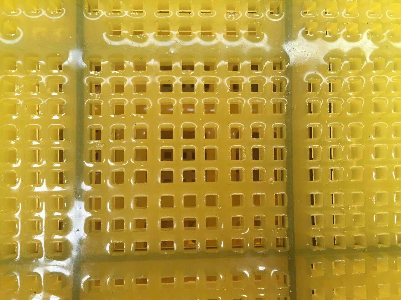聚氨酯筛网