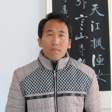 刘祥利书法作品展