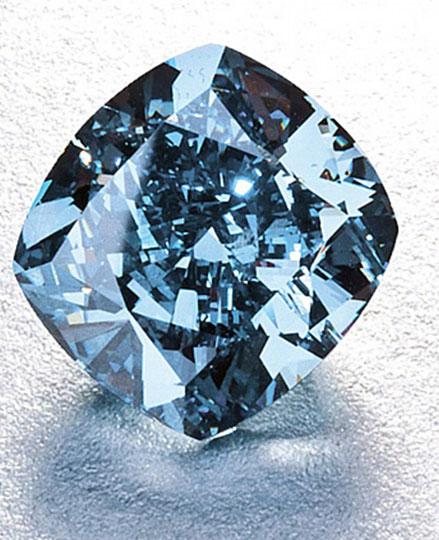 各种彩色钻石的形成 - 山东鲁金珠宝培训 - 山东省鲁金珠宝职业培训学校